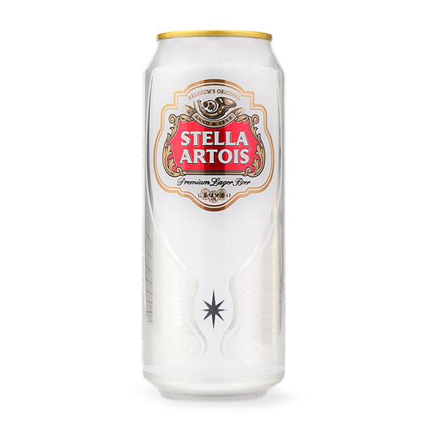 Stella Artois English Cans size 6x4x500ML – Globalfoods